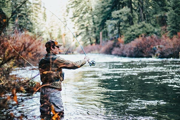 Fishing and Hunting License